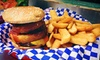 Starkey's BBQ - Northern San Diego: $20 for a Two-Course Barbecue Meal for Two with Drinks at Starkey's BBQ (Up to $42.97 Value)