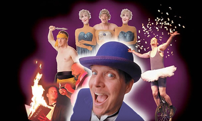 Frank Olivier's Twisted Cabaret - Hale's Palladium: Frank Olivier's Twisted Cabaret for Two or Four at Hale's Palladium on May 2–26 (Up to 59% Off). 38 Options Available.