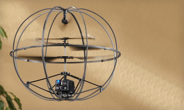 Odyssey Lily Ball RC Helicopter: $29.99 for a Odyssey Lily Ball RC Helicopter ($49.99 List Price). Free Shipping and Returns.