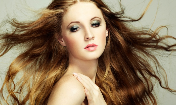 Salon X - Warwick: Haircut and Conditioning with Options for Partial or Full Highlights at Salon X (Up to 70% Off)