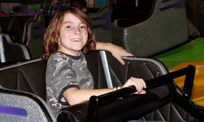 Zonkers Family Entertainment Center - The Great Mall: Family Fun Packages at Zonkers (Up to 42% Off). Two Options Available.