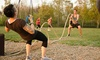 Functional Training Outdoor & Kettlebell