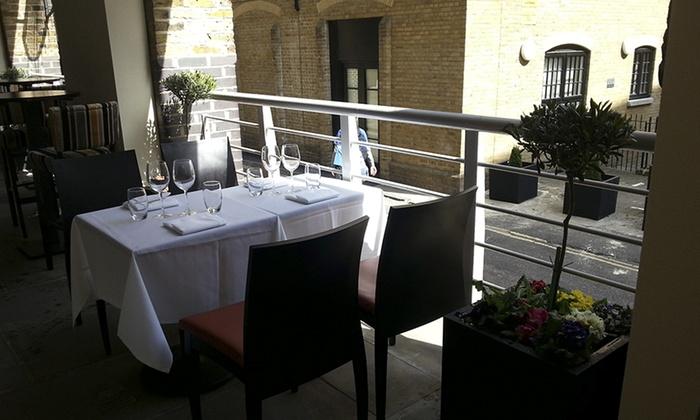 Restaurant deals in london today