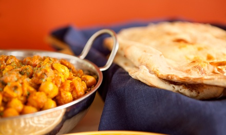 $22 for $40 Worth of Indian Fare at Dinner on Sunday–Thursday at Narin's Bombay Brasserie