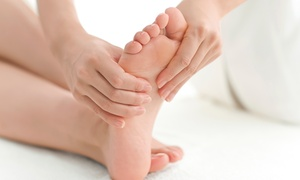 Healthy Foot Spa: 60-Minute, 90-Minute, or Couples 90-Minute Reflexology and Bodywork Session at Healthy Foot Spa (Up to 55% Off)
