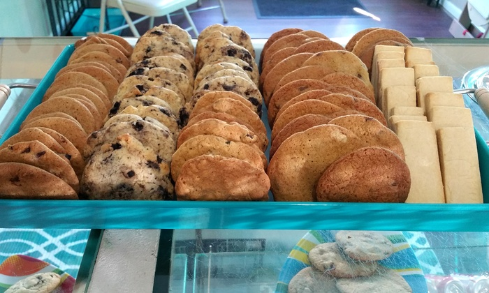 Purdy Sweet - Belmont: One Dozen Cookies at Purdy Sweet (43% Off)