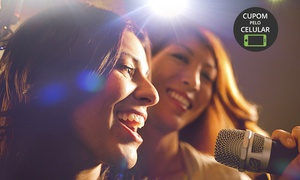 Espaço Arte Brasília: Espaço Arte Brasília – Asa Norte: 1, 3 ou 6 meses de aulas de canto para iniciantes