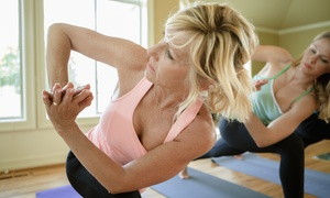 Bikram Yoga of Alexandria: $39 for a One-Month Unlimited Membership at Bikram Yoga of Alexandria ($150 Value)