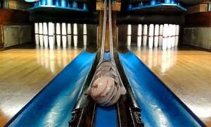 Riverwalk Lanes: Candlepin Bowling for Five On Weekdays or at Night at Riverwalk Lanes (51% Off)