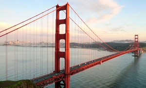 Left Coast Tours: City Tour for Two with Optional Muir Woods Tour from Left Coast Tours (Up to 51% Off)