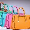 Amphora Collection Satchel Handbag