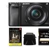 Sony Alpha a6000 24.3MP Interchangeable-Lens Camera Bundles