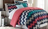 Reversible Comforter Sets (4- or 5-Piece)