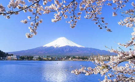 8-Day Tour of Japan with Airfare from Affordable Asia Tours. Price/Person Based on Double Occupancy.