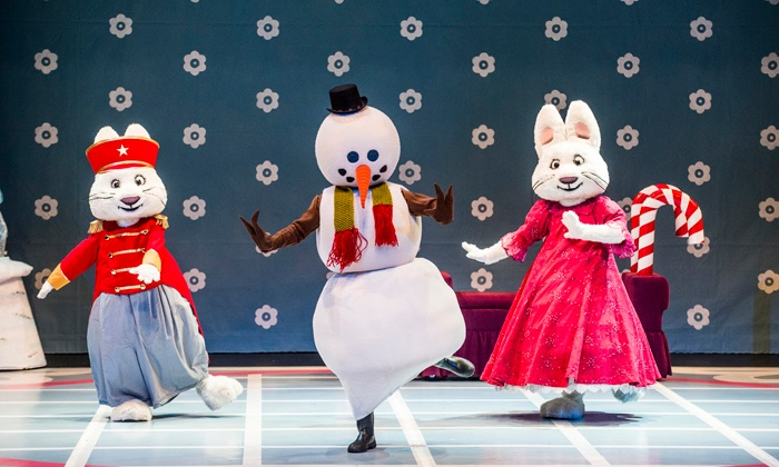"""Max & Ruby in the Nutcracker Suite"" Package - The Tower Theater: ""Max & Ruby in the Nutcracker Suite"" Package at Tower Theatre on Saturday, December 14, at 1 or 4 p.m. (Up to 44% Off)"