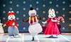 """""""Max & Ruby in the Nutcracker Suite"""" Package - The Tower Theater: """"Max & Ruby in the Nutcracker Suite"""" Packageat Tower Theatre on Saturday, December 14, at 1or 4 p.m. (Up to 44% Off)"""