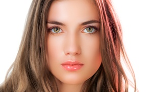 Studio 818 Beauty Lounge: Haircut, Conditioning, and Style with Options for Single Color or Highlights at Studio 818 Beauty Lounge (Up to 74% Off)