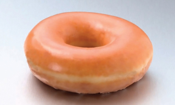 Krispy Kreme - Multiple Locations: $10 for Two Dozen Original Glazed Doughnuts at Krispy Kreme ($19.58 Value)