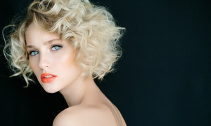 Sharon Hair: Cut and Blow-Dry with Optional Full-Head Colour at Sharon Hair, Ogilvie Street (Up to 45% Off)