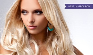 Melissa at Charisma Hair Salon: Haircut With Optional Highlights or Color, or Keratin Treatment from Melissa (Up to 82% Off). 4 Options Available