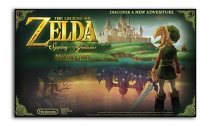 Jason Michael Paul Productions: The Legend of Zelda: Symphony of the Goddesses, 23 April at The SSE Arena