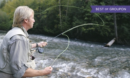Half-Day or Full-Day Fishing Trip for Two from Rock-N-Row (Up to 46% Off)
