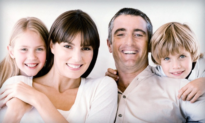 North Scottsdale Dental - North Scottsdale: Dental Exam, X-rays, and Teeth Cleaning with Optional Teeth Whitening at North Scottsdale Dental (Up to 85% Off)