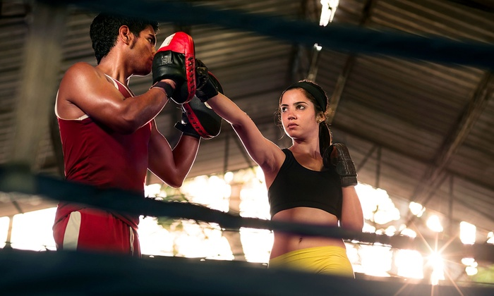 My Training Gym - Morris: One or Two Months of Boot Camp and Boxing Classes with Personal Training at My Training Gym (Up to 89% Off)