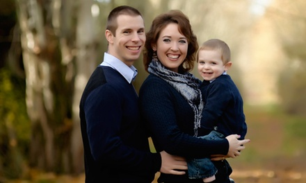 $30 for a 45-Minute Photo Shoot with Prints at Image at Aedan Studio Photography ($120.97 Value)