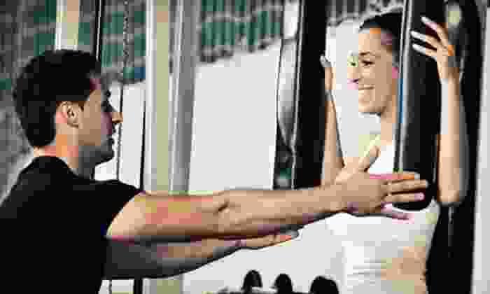 Doc Strong Fitness at Body Dynamics - Doc Strong Fitness at Body Dynamics: 5 or 10 Personal-Training Sessions and Gym Membership at Doc Strong Fitness at Body Dynamics (Up to 57% Off)