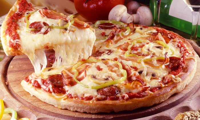 Pizza Roma - El Cerrito: $1 Buys You a Coupon for Large Specialty Pizza And 20 Wings For $20 ($36.95 Value) at Pizza Roma