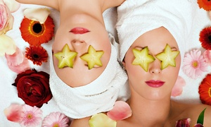 Adelina at Envy Salon & Spa: One or Three Microdermabrasion Facials by Adelina at Envy Salon & Spa (Up to 55% Off)