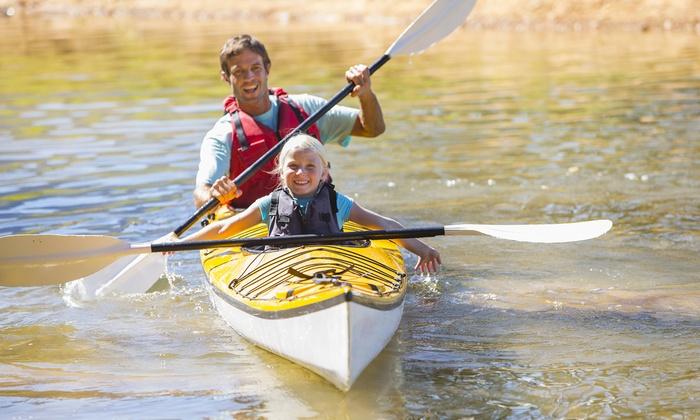 Discover Kayak - Discover Kayak: Kayak or Standup Paddleboard Rental or Kayak Lesson at Discover Kayak (Up to 50% Off).