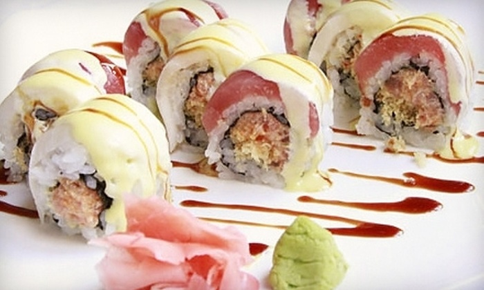 Taipei - Etna - Sharpsburg: $15 for $30 Worth of Chinese Cuisine and Sushi for Dinner at Taipei