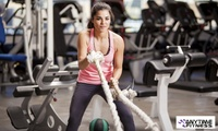 10-Day Gym Pass or 6 or 12-Month Gym Membership at Anytime Fitness (Up to 88% Off)