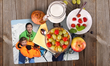 Print things deal van de dag groupon - Huis placemat wereld ...