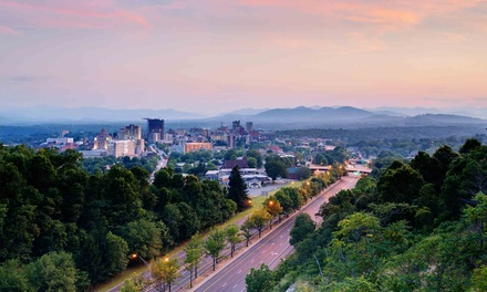Stay for Up to Six at Comfort Suites Biltmore Square Mall in Asheville, NC, with Dates into October