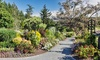 Horticulture Centre Of The Pacific - Victoria: Single-Day Admission for Two, or One-Year Membership to the Horticulture Centre of the Pacific (Up to 53% Off)