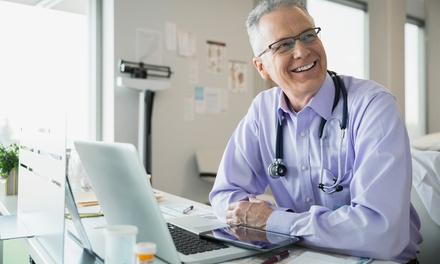 Visita cardiologica e test da M Medical