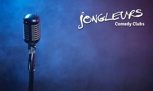 Jongleurs Comedy Clubs: Jongleurs Comedy Club Entry at Choice of Location (Up to 50% Off)