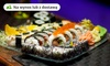 Sushi: zestawy 25-60 sztuk