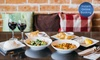 3-Course Thai Meal + Wine for Two