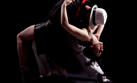 12 or 24 Drop-In Salsa-Dancing Lessons at Salsaholics Anonymous (Up to 90% Off)