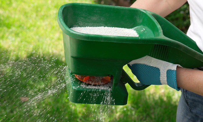 Four Seasons Lawn & Landscaping - Houston: $110 for $200 Groupon — Four Seasons Lawn & Landscaping