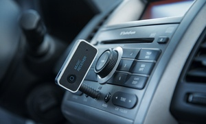 iSunnao Bluetooth 4.1 Car Kit Wireless Music Audio Receiver at iSunnao Bluetooth 4.1 Car Kit Wireless Music Audio Receiver, plus 6.0% Cash Back from Ebates.