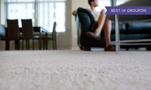 Immaculate Home Care: Carpet Cleaning for Three Rooms and a Hallway or for an Entire House from Immaculate Home Care (Up to 58% Off)
