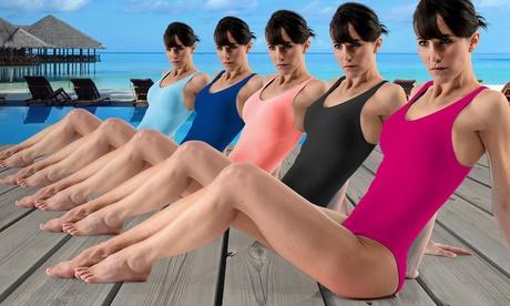 Costume intero snellente 3D Slimming Swimsuit. Vari colori disponibili