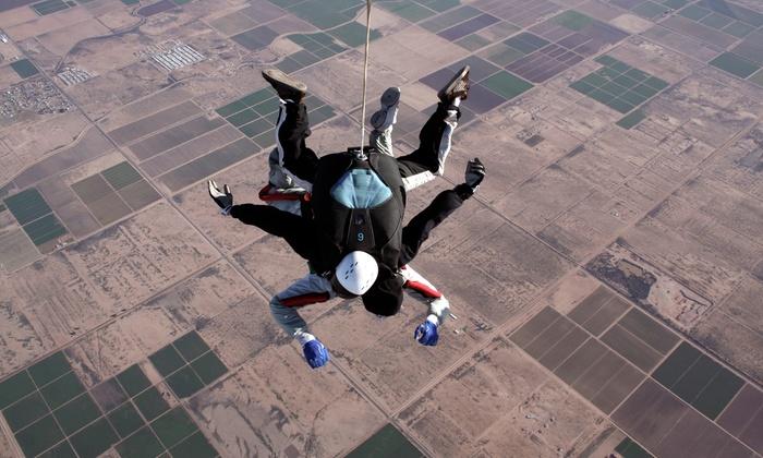Skydiving Philadelphia - Perkasie: $149 for One Tandem Skydiving Jump from Skydiving Philadelphia ($299 Value)