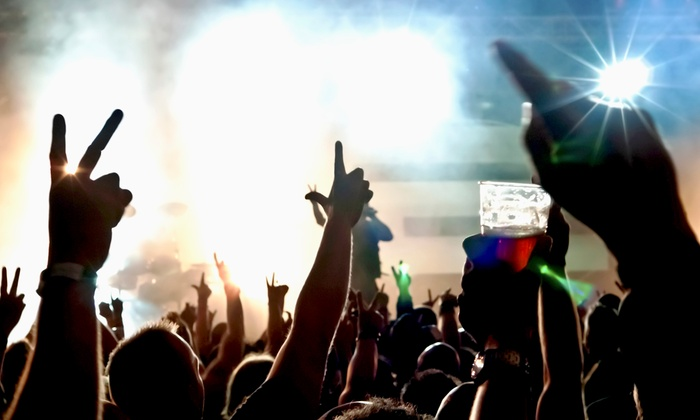 Rewind Fest - The Wharf on The Marina Lawn: Rewind Fest at The Amphitheater at The Wharf on Saturday, July 5, at 6 p.m. (Up to $22.95 Value)