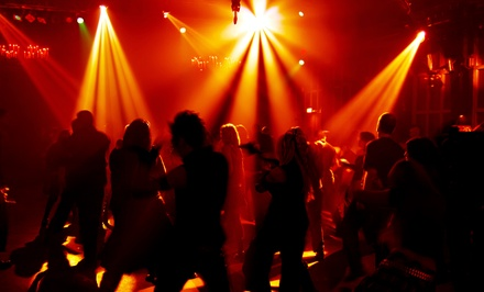 Nightclub Tour for 1, 2, 4, 6, or 10 with Party-Bus Transportation from VIP UNLTD (Up to 64% Off)